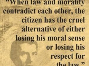 Frederic Bastiat and